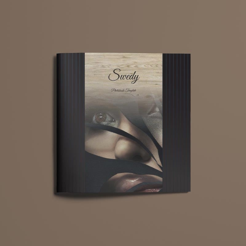 Swedy - Photobook Template