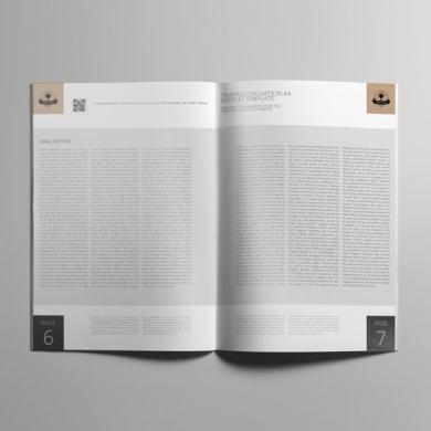 Training Evaluation A4 Booklet Template – kfea 4-min