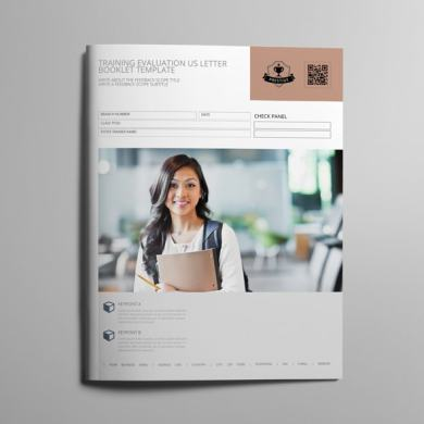 Training Evaluation US Letter Booklet Template – kfea 2-min