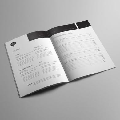 Web Design Proposal Template – kfea 5-min