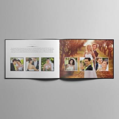 Wedding Photo Album Template B – kfea 3-min