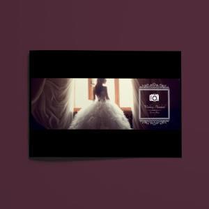 Wedding Photo Album Template B
