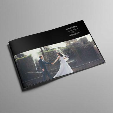 Wedding Photo Album Template D – kfea 4-min