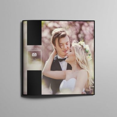 Wedding Photo Album Template E – kfea 2-min