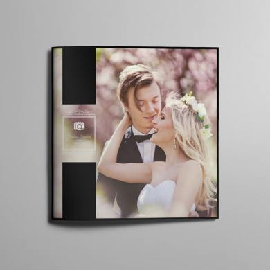 Wedding Photo Album Template E – kfea 2-min