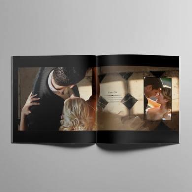 Wedding Photo Album Template E – kfea 4-min
