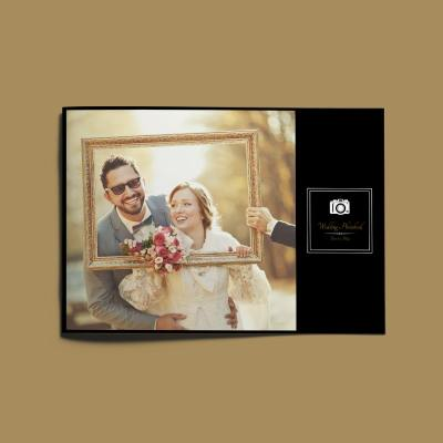 Wedding Photo Album Template N