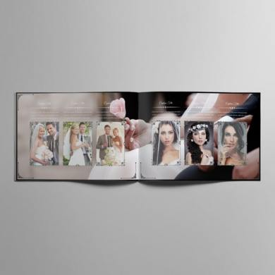 Wedding Photobook Template A – kfea 3-min