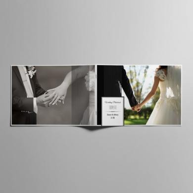 Wedding Photobook Template C – kfea 3-min