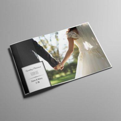 Wedding Photobook Template C – kfea 5-min