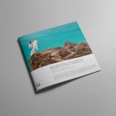 Wedding Photobook Template D – kfea 1-min