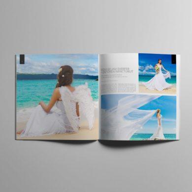 Wedding Photobook Template D – kfea 2-min