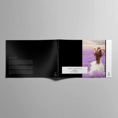 Wedding Photobook Template E – kfea 2-min
