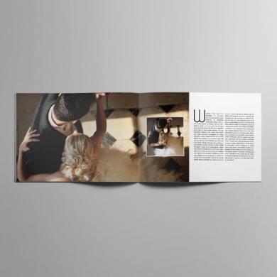 Wedding Photobook Template E – kfea 5-min