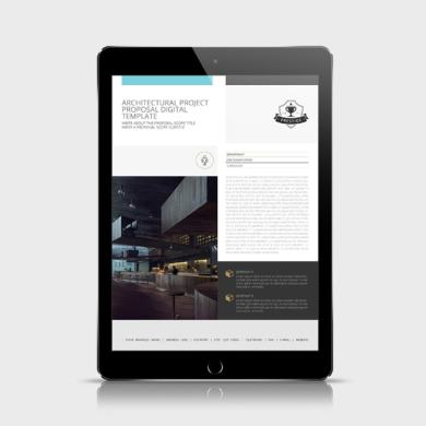 Architectural Project Proposal Digital Template – kfea 1-min