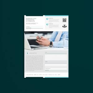 Business Cost Estimation A4 Template
