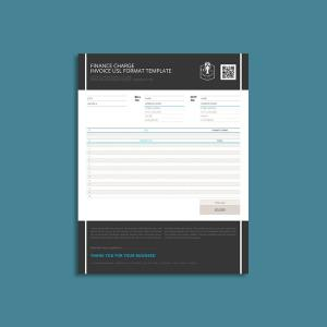 Finance Charge USL Format Template