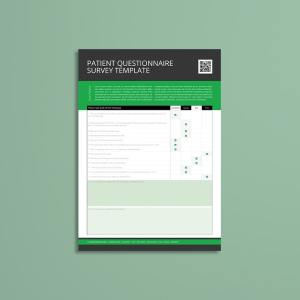 Patient Questionnaire Survey Template
