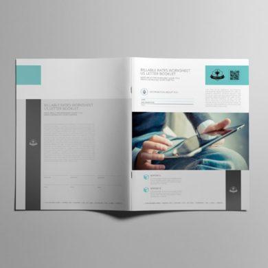 Billable Rates Worksheet US Letter Booklet – kfea 1-min