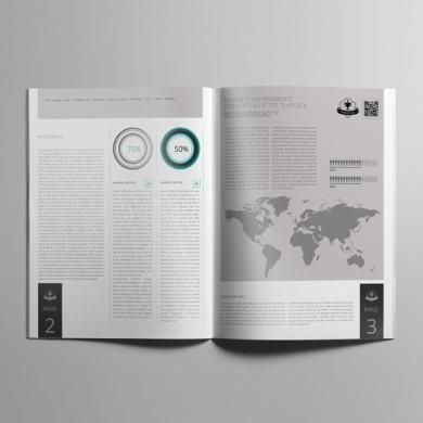 Business Achievements Booklet US Letter Template – kfea 4-min
