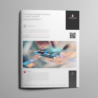 Marketing Campaign Evaluation US Letter Template – kfea 3-min