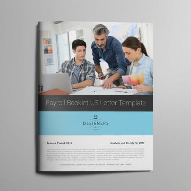 Payroll Booklet US Letter Template – kfea 1-min