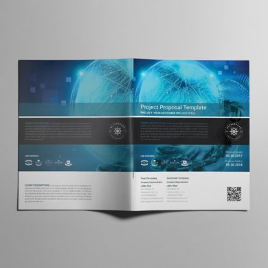 Project Proposal US Letter Template – kfea 4-min