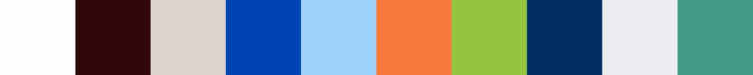 126 Kaldemia Color Palette
