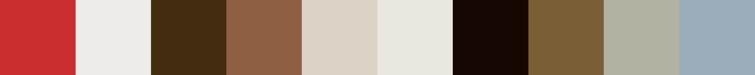 127 Siberasia Color Palette