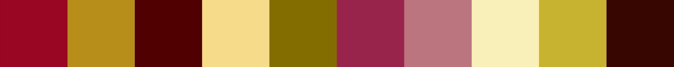 13 Himinia Color Palette