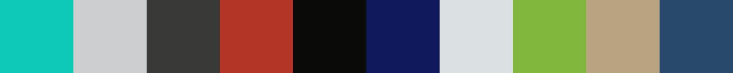 142 Perfita Color Palette