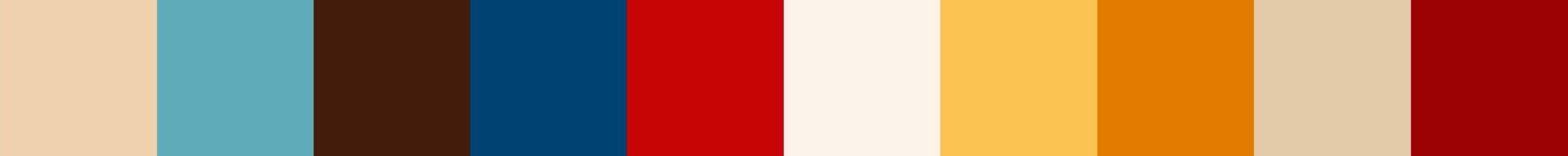 156 Lilabia Color Palette
