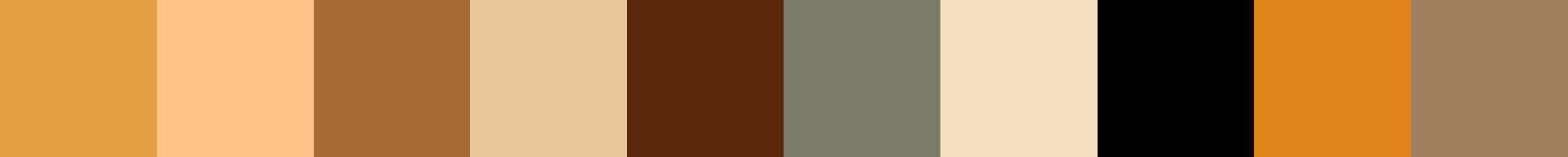 159 Sholava Color Palette