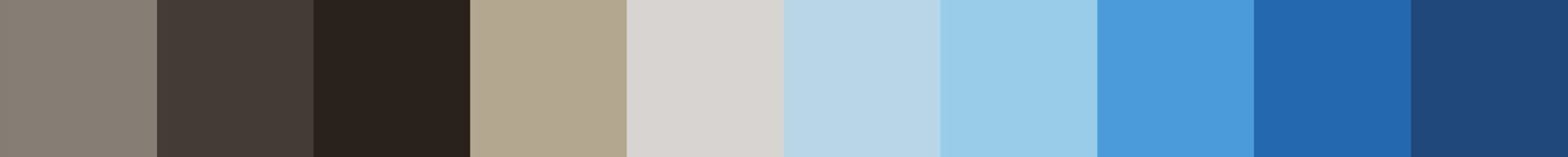 170 Veazapia Color Palette