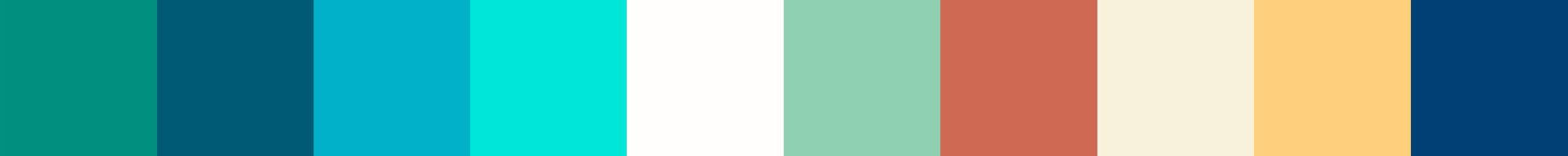 172 Duvreza Color Palette