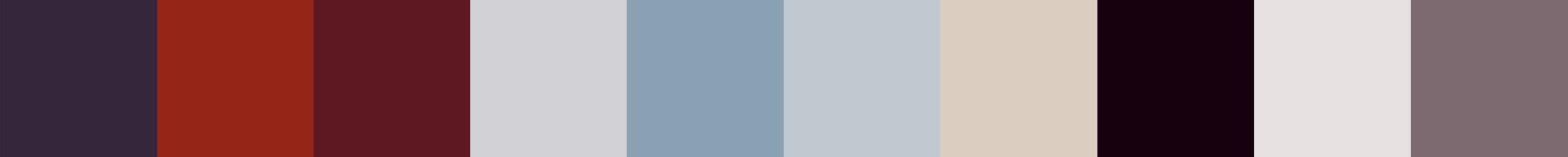 177 Ixia Color Palette