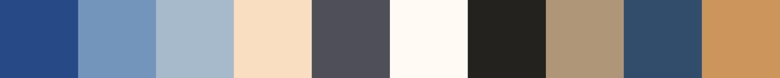 181 Exitevia Color Palette