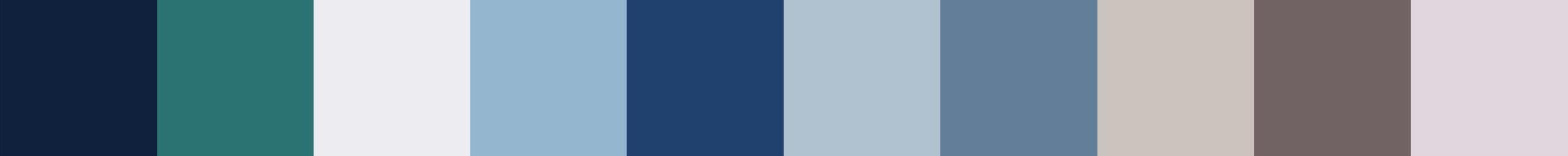 197 Kedolica Color Palette