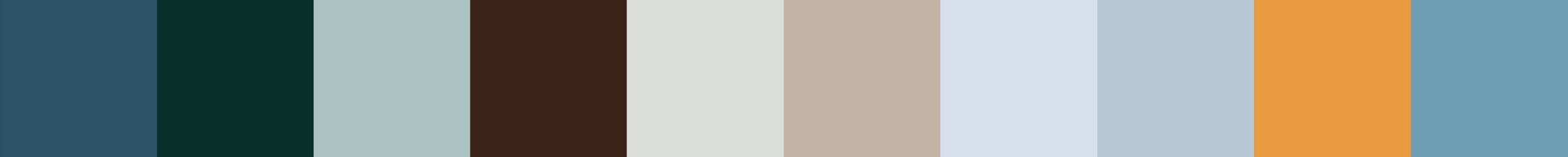 217 Ydrovaria Color Palette