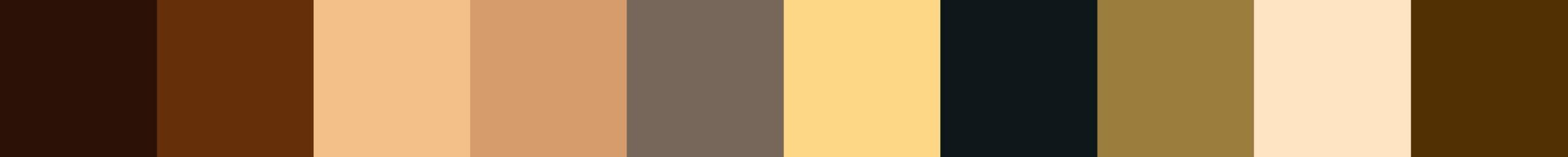 219 Oirafena Color Palette