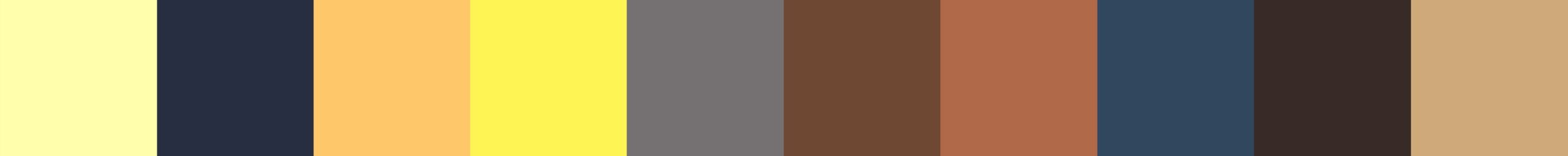 224 Vervegia Color Palette