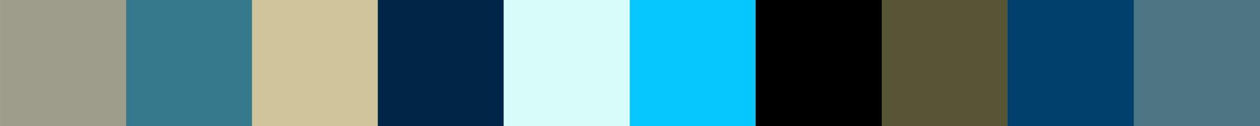 228 Rivonoucia Color Palette