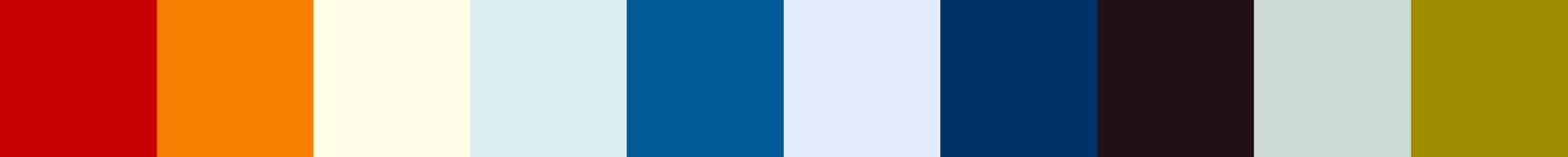 248 Greboo Color Palette
