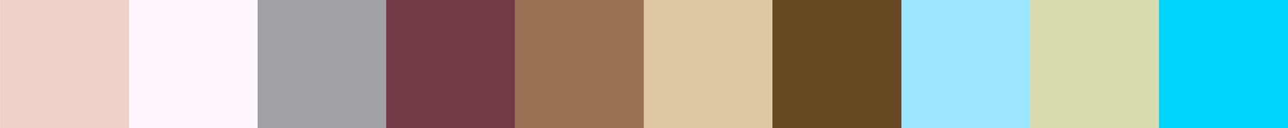 259 Socxinia Color Palette
