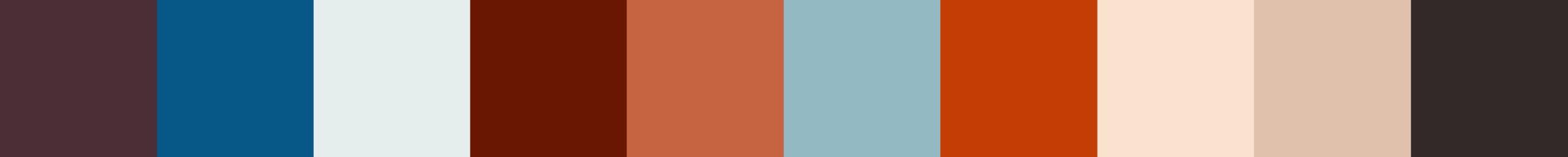 260 Archiratura Color Palette