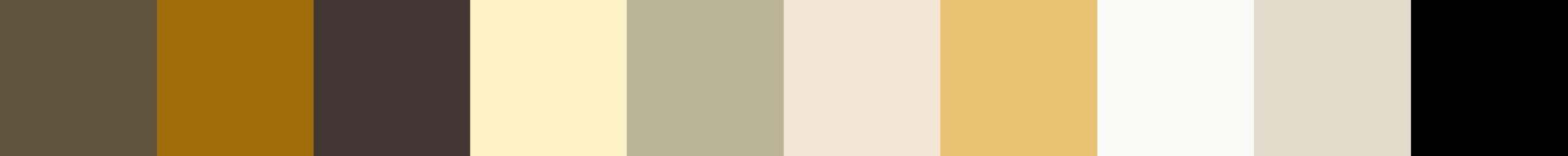 270 Tedialava Color Palette