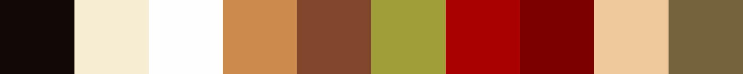 277 Voukectia Color Palette