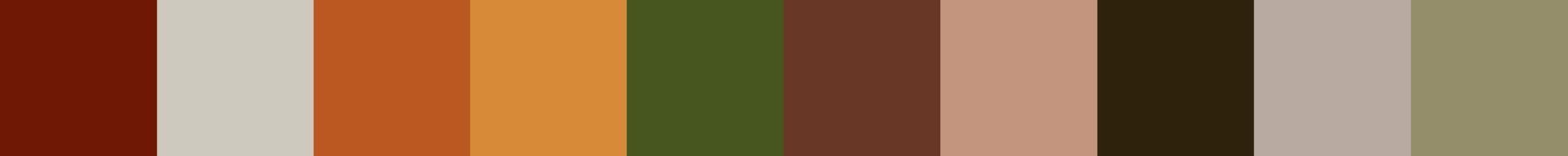280 Wogenfalia Color Palette