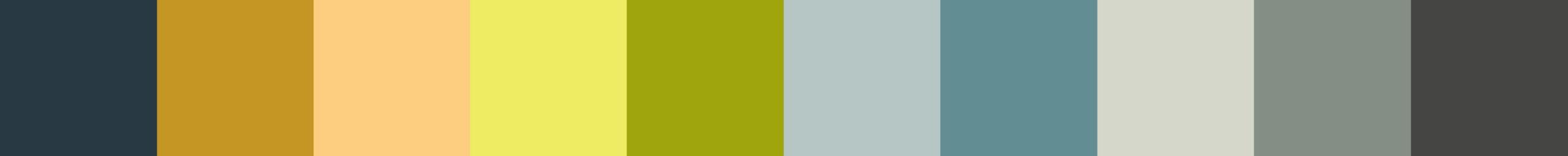 283 Hiquona Color Palette