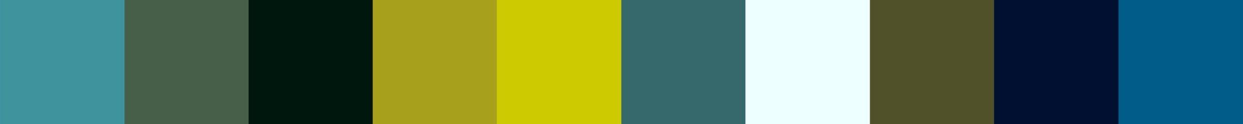 290 Jewouta Color Palette